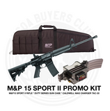 Smith & Wesson Smith & Wesson M&P Sport II Promo Kit