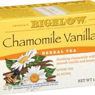 Chamomile Vanilla Honey from Bigelow