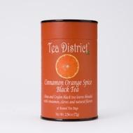 Cinnamon Orange Spice Black Tea from Tea District