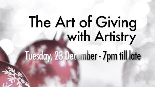 The Art of Giving with Artistry