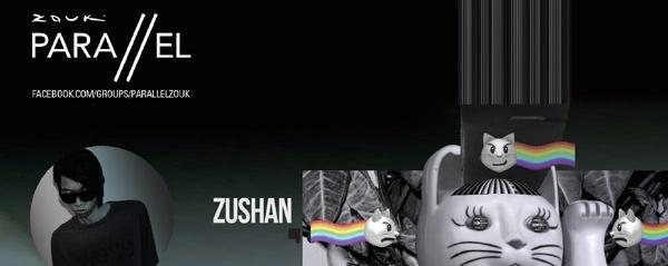 PARA//EL PRESENTS ZUSHAN, CATS...