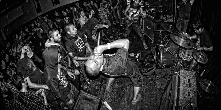 Grindcore: The real guide to music you want to break stuff to