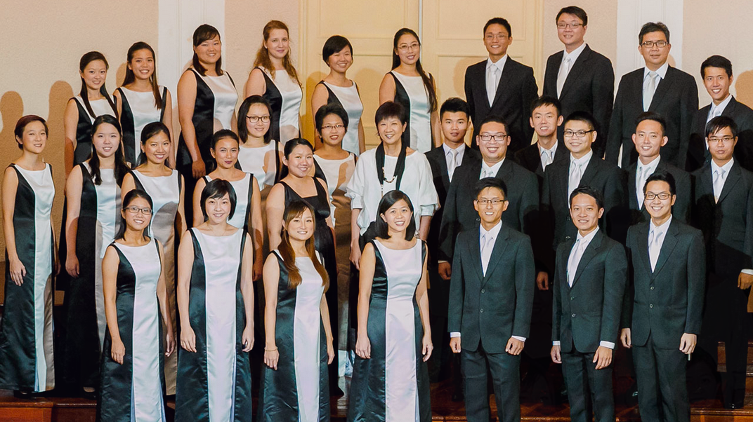 Voices 2014 ONE Chamber Choir