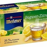 Ginger-Lemon from Meßmer