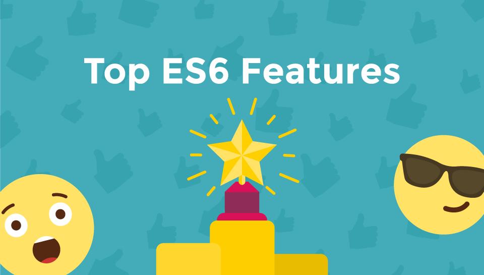 top es6es2015 features course