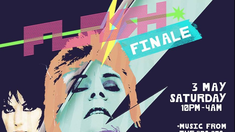 Flash Finale - Supported by Leftfoot & Mystic Vintage