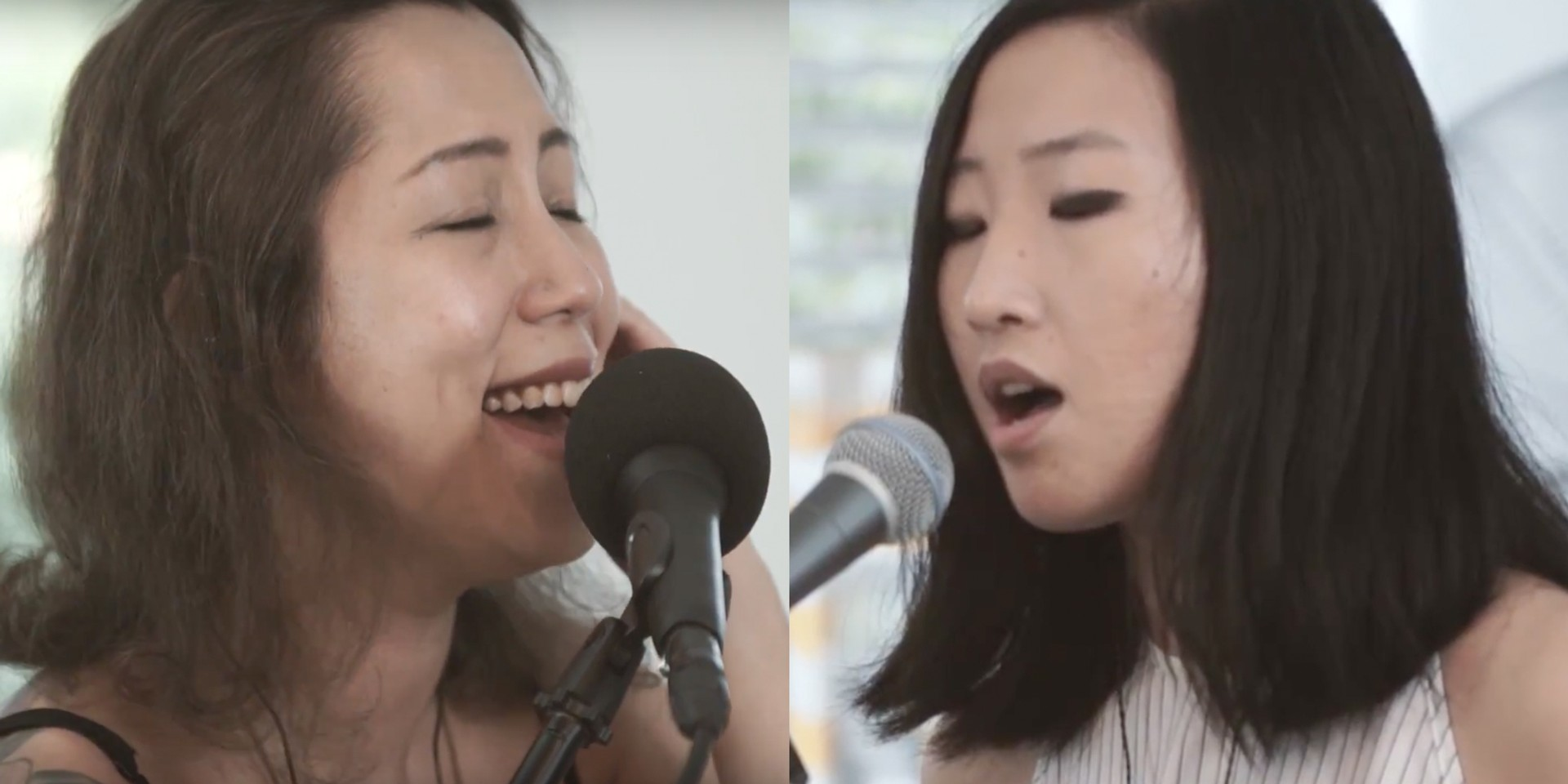 Vandetta and weish join forces for cover of Radiohead's 'Just' –watch