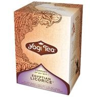 Egyptian Licorice from Yogi Tea