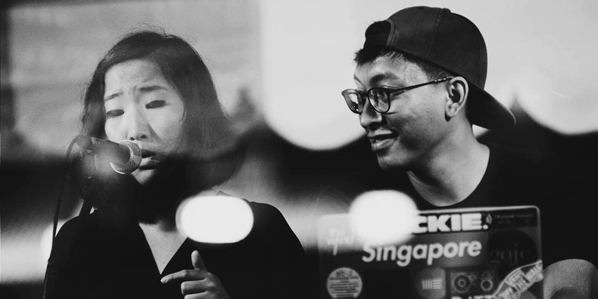 .gif to perform at Singapore Art Book Fair