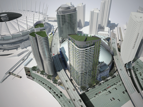 picture from Rogers Arena Redevelopment