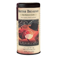 British Breakfast Decaf from The Republic of Tea