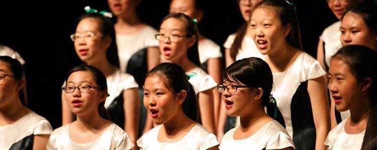St Margaret's Secondary School Choir