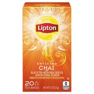 Enticing Chai from Lipton