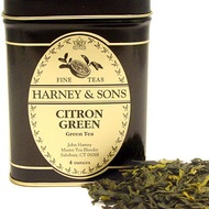 Organic Citron Green from Harney & Sons