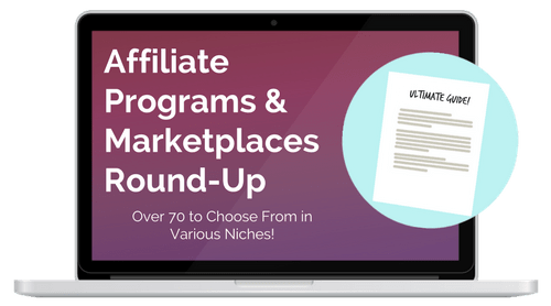 affiliate programs for beginner bloggers