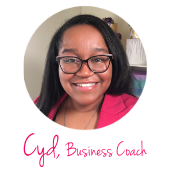 Profile image of Sweet Business Coach, Cydni N. Mitchell of Sweet Fest