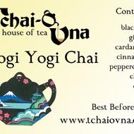 Yogi Yogi Chai from Tchai Ovna