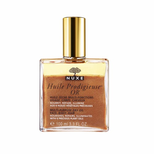 Nuxe - Huile Prodigieuse Multi-Usage Dry Oil Golden Shimmer