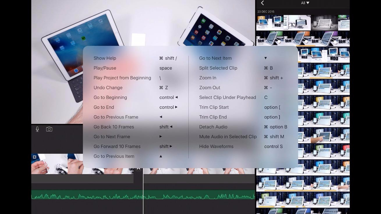 Epic | iMovie for iPad & iPhone – Top 10 Tips & Tricks 2016