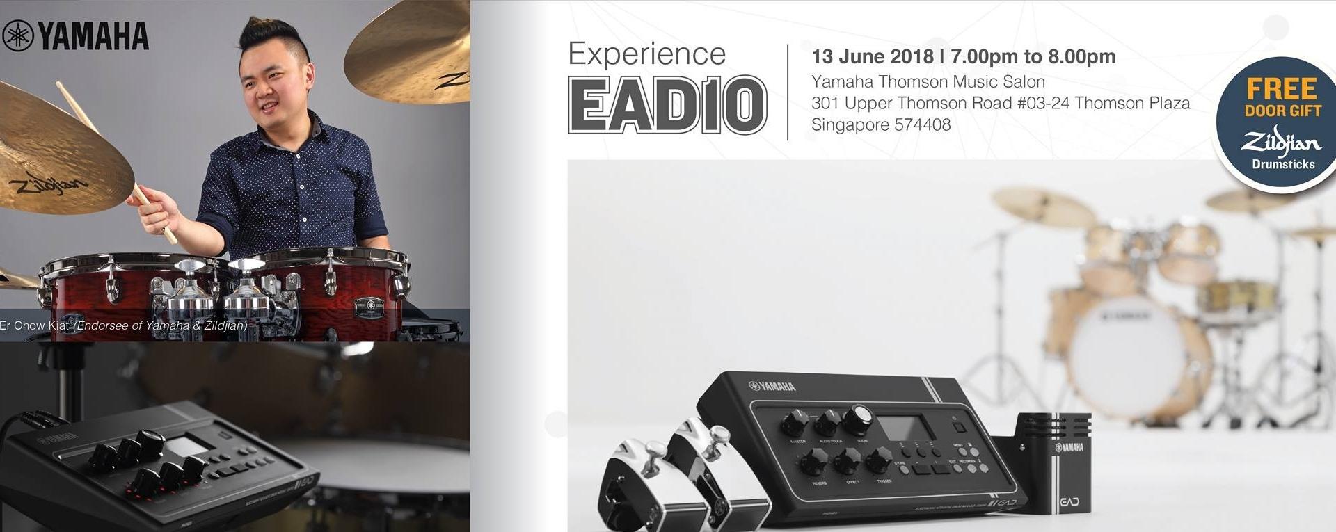 ExperienceEAD10