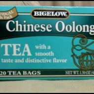 Oolong Tea (Formerly Chinese Oolong) from Bigelow