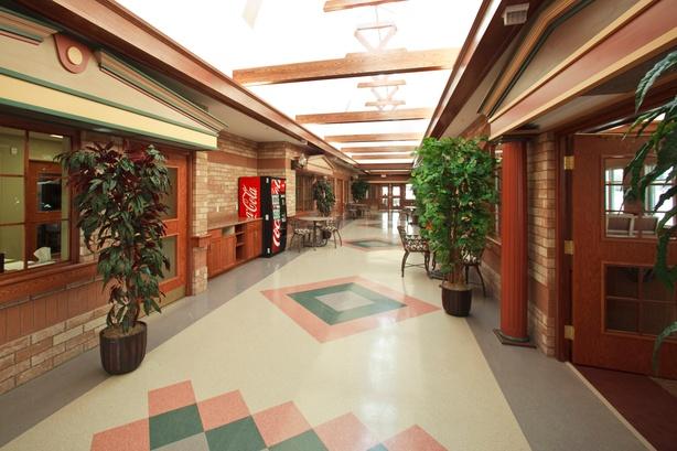 Green Building Brain - UW North Campus Phase I - LTC & RIA ...