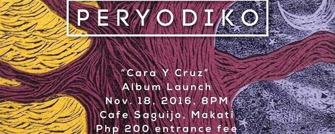 Cara y Cruz: Peryodiko Album Launch