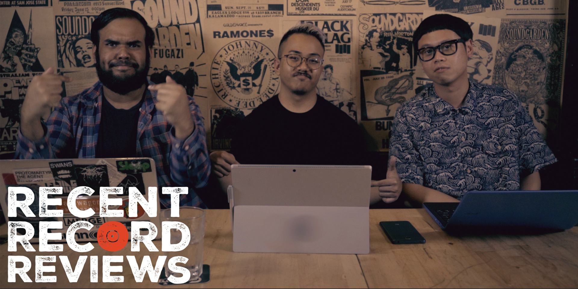 WATCH: Bandwagon Recent Record Reviews #017 - Nicholas Chim, Konono No. 1, Beyonce