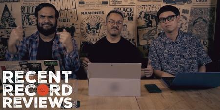 WATCH: Bandwagon Recent Record Reviews #017 - Nicholas Chim, Konono No. 1, Beyonce