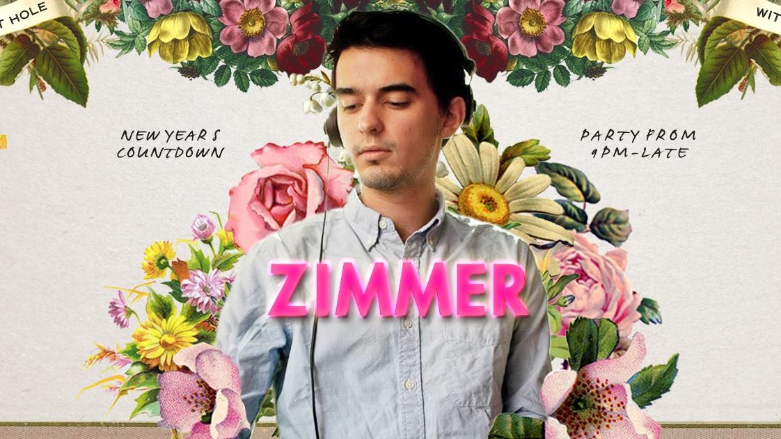 Glimmer with Zimmer - NYE 2014 feat. Zimmer (FR)