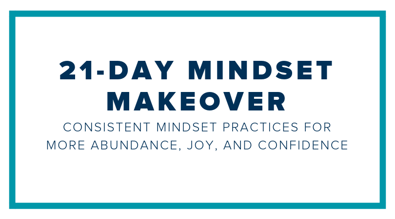 21-day Mindset Makeover Program