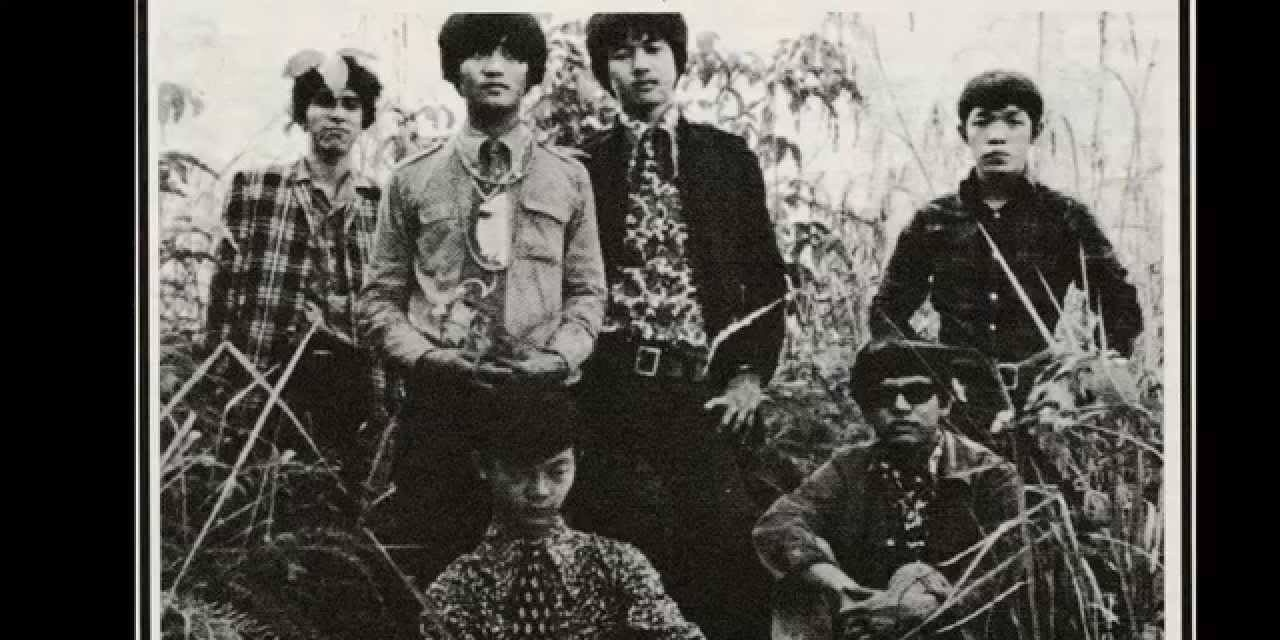 Singaporean psychedelic blues pioneers The Straydogs reunite for a 50th Anniversary teadance