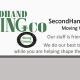 SecondHand Moving Co. LLC. image
