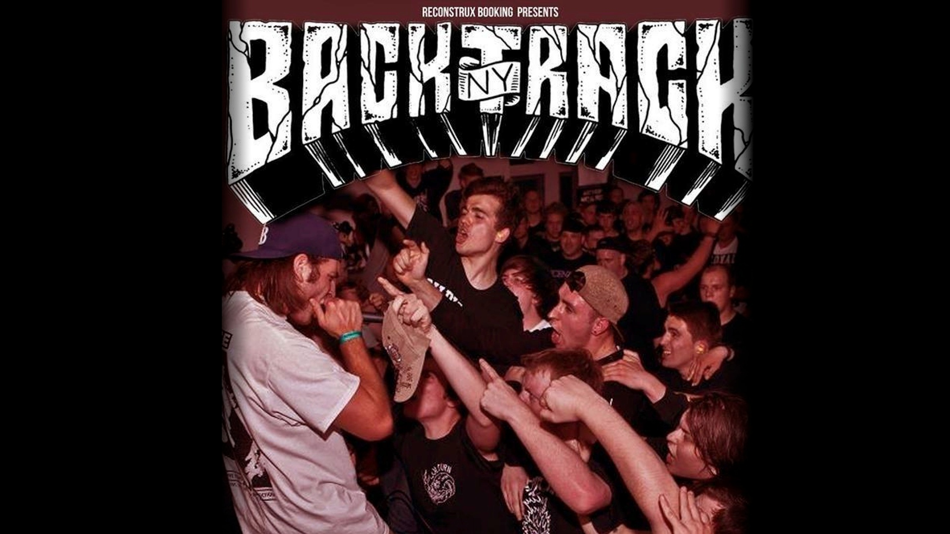 Backtrack Live In Singapore