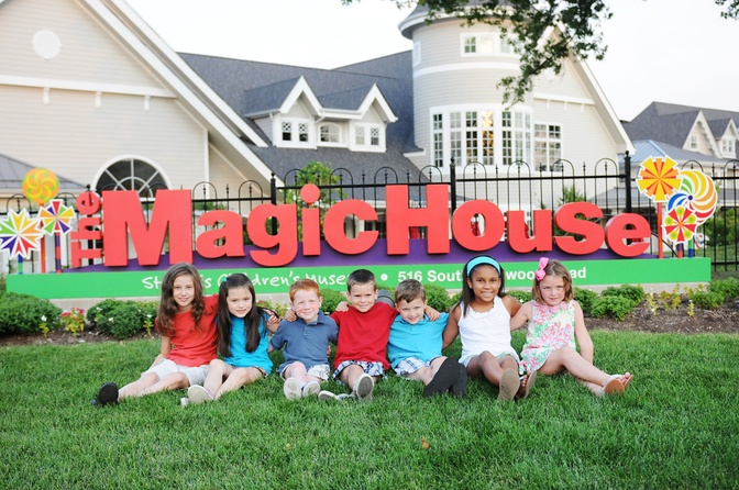 Bring the Magic House to Lambert Airport:  Funding Amount $25,000