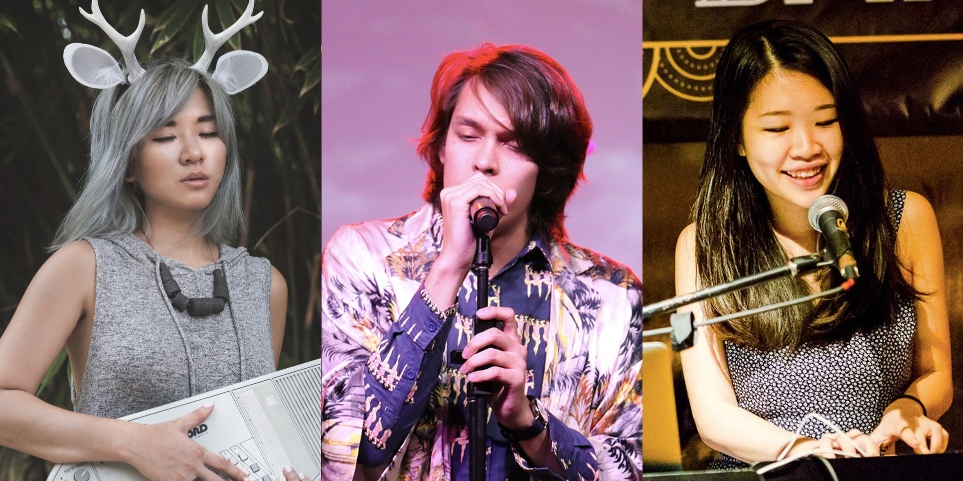 iNCH, Stopgap, Linying and more to perform at DBS Marina Regatta