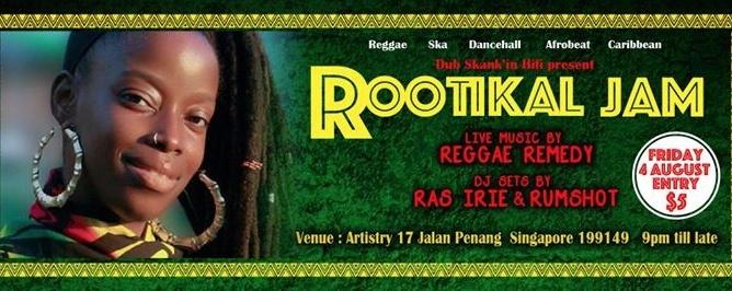 Rootikal Jam