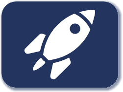 Coaching accelerator icon