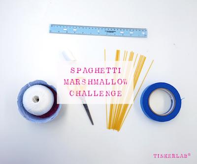 FUSE Studios Spaghetti Structure Challenge