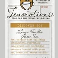 Discover Joy - Lemon Vanilla Green Tea from Teamotions