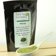 Organic Standard Grade Matcha from Fava Tea Co.