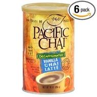 Vanilla Chai Latte Mix (decaf) from Pacific Chai