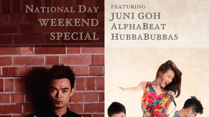 National Day Weekend Special