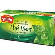 Thé vert à la menthe infusion from Tsipa