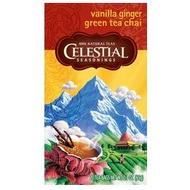 Vanilla Ginger Green Tea Chai from Celestial Seasonings
