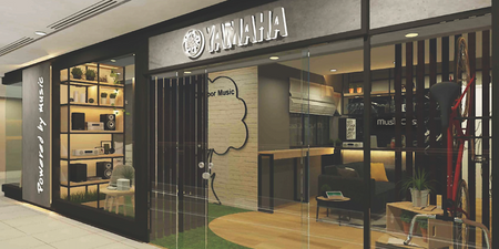 Yamaha launches first lifestyle showroom in Singapore