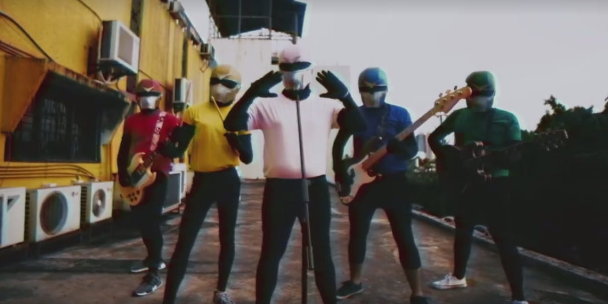"""WATCH: Nanay Mo unleash unabashed geekery in new music video """"Absent Mind"""""""