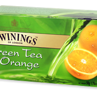 Green Tea & Orange from Twinings