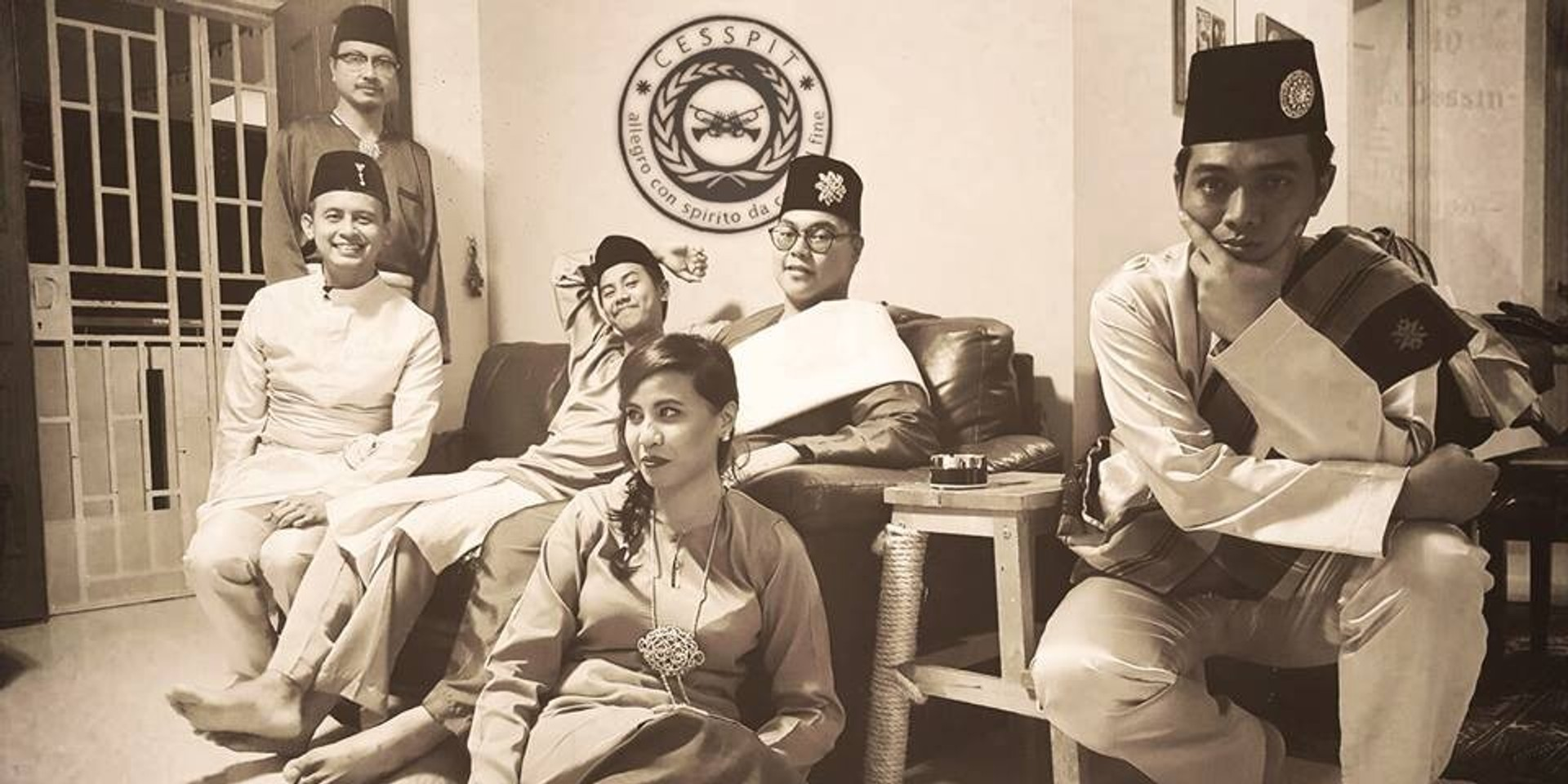 LISTEN: Hari Raya meets ska in Cesspit's joyous new single 'Raya Raya'