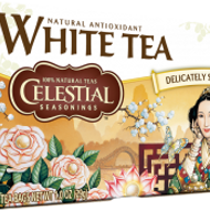 White Tea from Celestial Seasonings